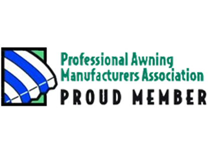 Proud Member of Professional Awning Manufacturers Association